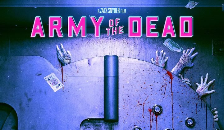 Zack Snyder Takes on Zombies in 'Army of the Dead'