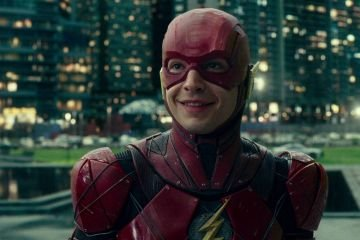 The Flash Movie, Ezra Miller