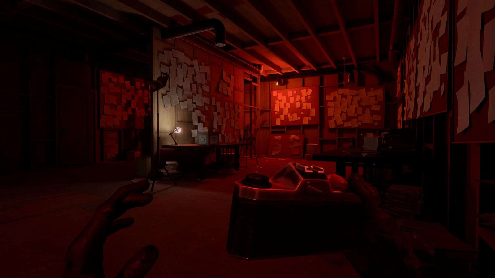 Wraith: The Oblivion Afterlife red room