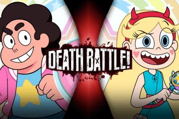 Steven Universe vs Star Butterfly Death Battle Season 8