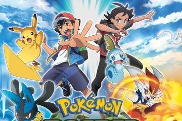 Pokemon Master Journeys
