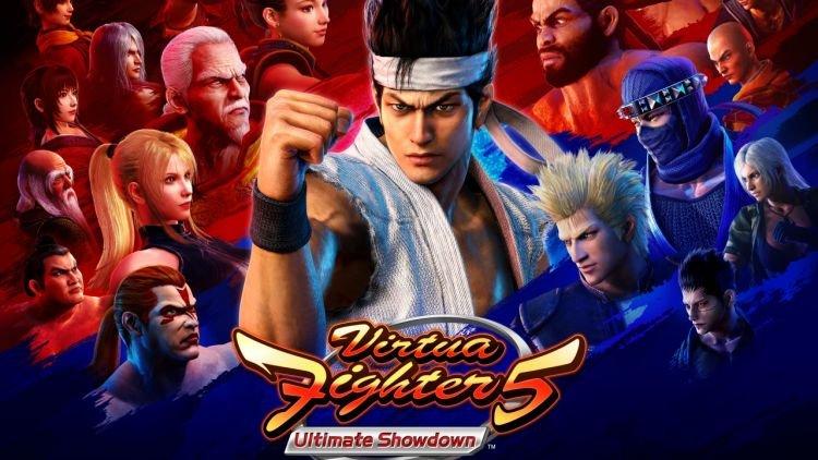 virtua fighter 5 ultimate showdown 1280x720