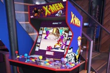 Arcade1up X-men arcade header 1280x720