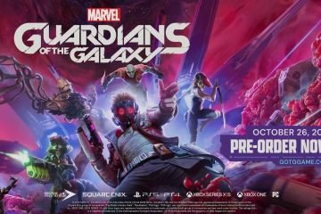 Guardians of the Galaxy Header Image
