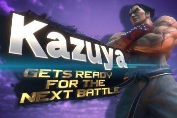 Kazuya Mishima Super Smash Bros Ultimate
