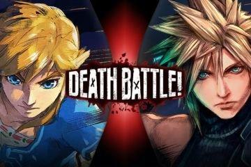 Link vs Cloud Death Battle