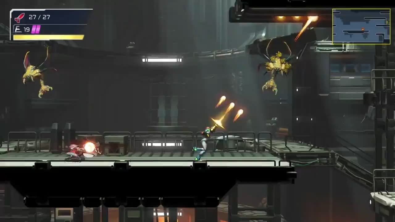Metroid Dread Reveal screenshot-02