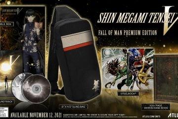 Shin Megami Tensei V Limited Edition
