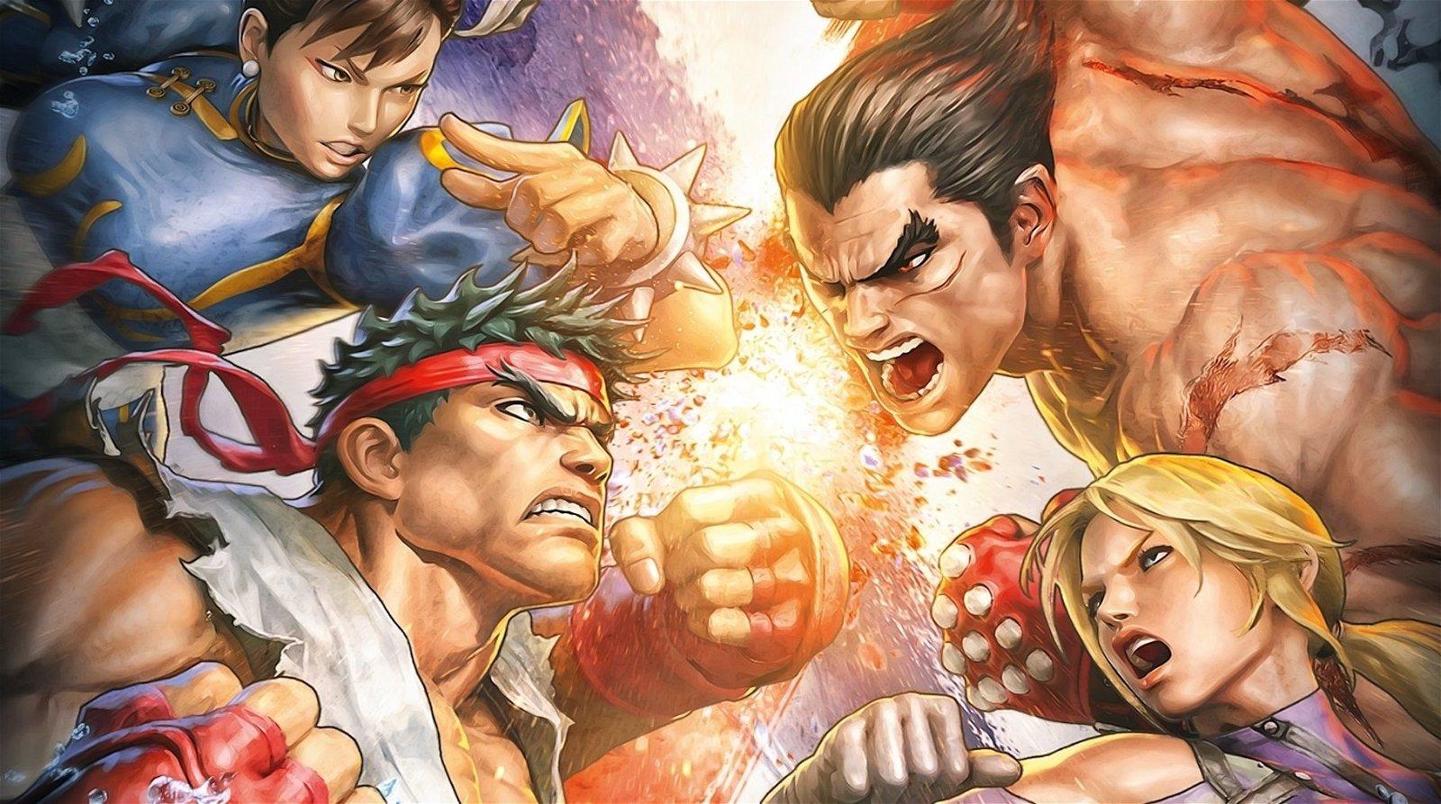 Tekken X Street Fighter Is Not Dead Confirms Katsuhiro Harada