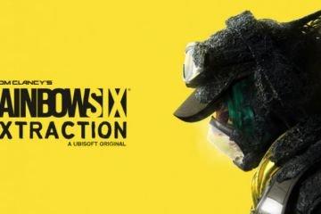 om Clancy Rainbow Six Extraction Header