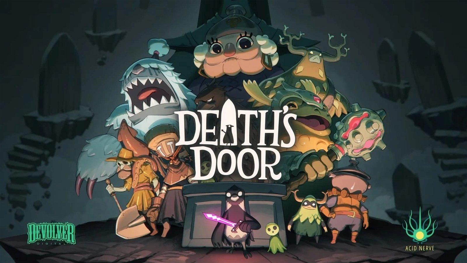 Death's Door Header Image