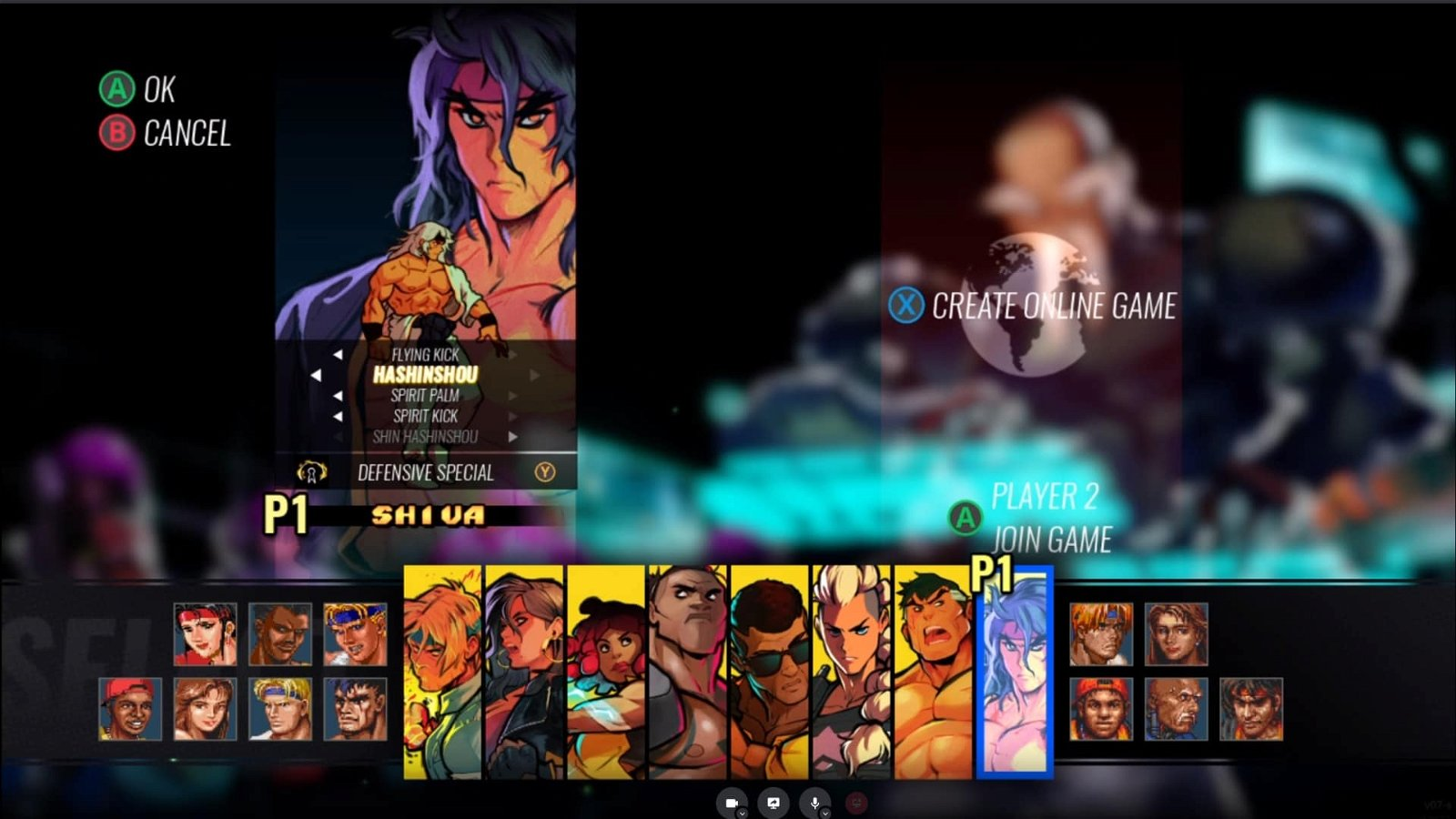 Streets of Rage 4 Mr X DLC - Assigning new moves