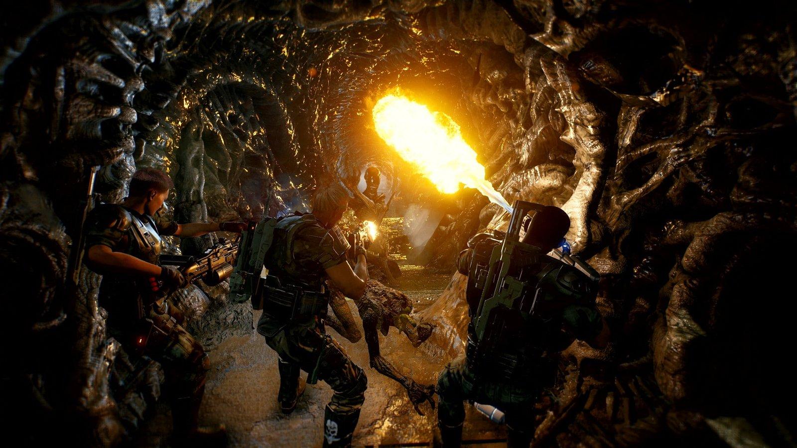 Aliens Fireteam Elite Review_screenshot-02