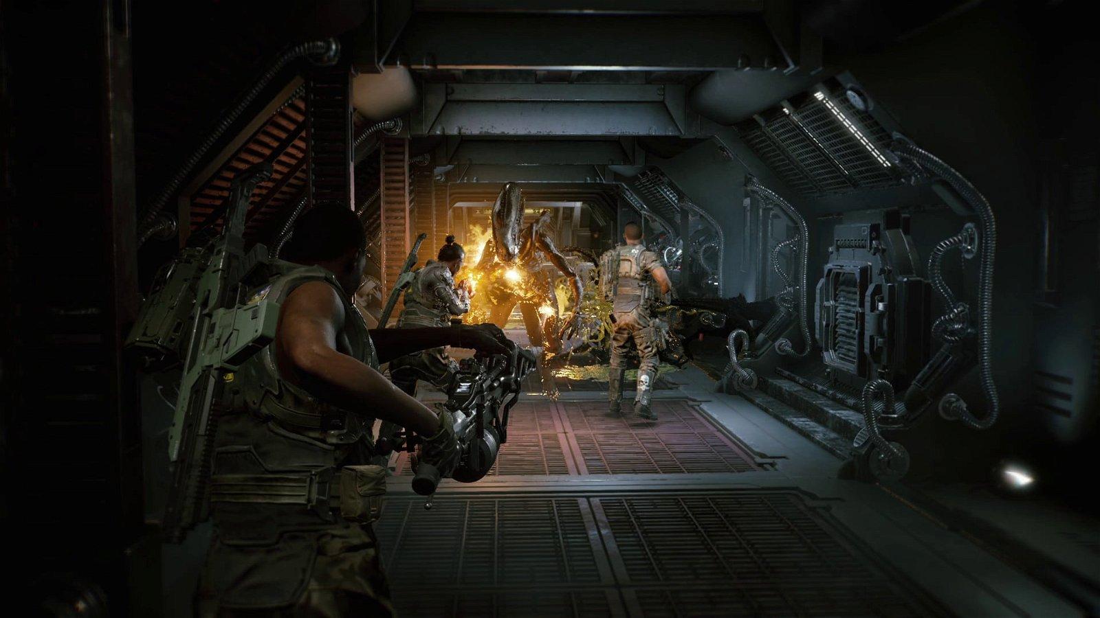 Aliens Fireteam Elite Review_screenshot-04