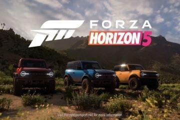 Forza Horizon 5 Ford Bronco Badlands