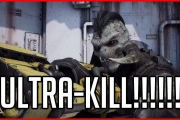 Unreal Tournament Ultra-Kill