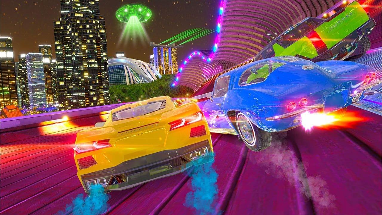 Cruis'n Blast review screenshot-03