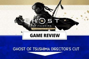 Ghost of Tsushima Directors Cut