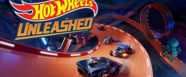 Hot Wheels Unleashed Header