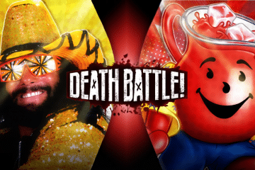 Macho Man Vs Kool-Aid Man, Death Battle