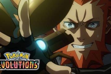 Pokemon Evolutions